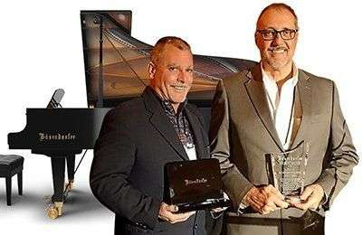 Jeff Falgien and Dennis Hagerty Bosendorfer Award