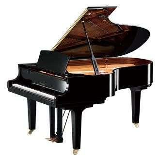 Yamaha C5X1 Grand Piano