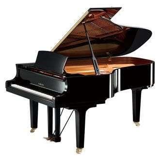Yamaha C6X Grand Piano