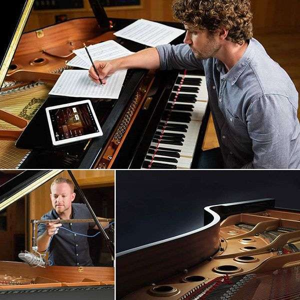 Yamaha Enspire Pro Grand Pianos