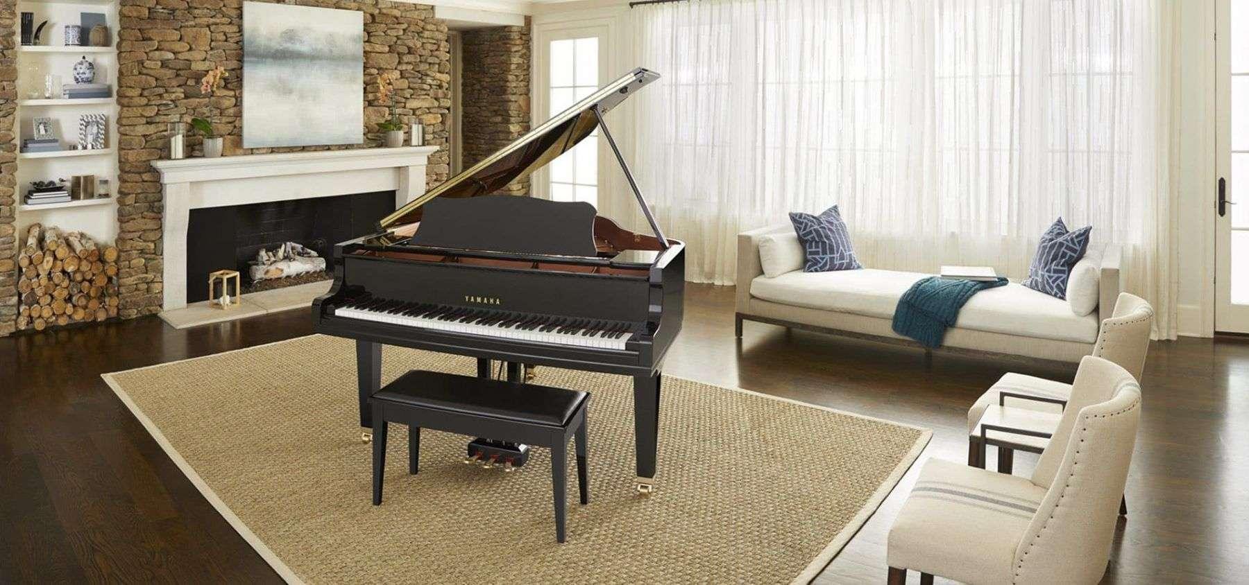 Yamaha G Grand Piano