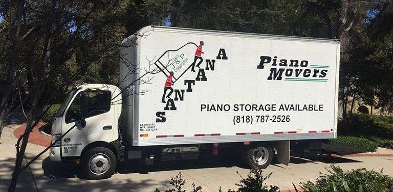 Moving your piano