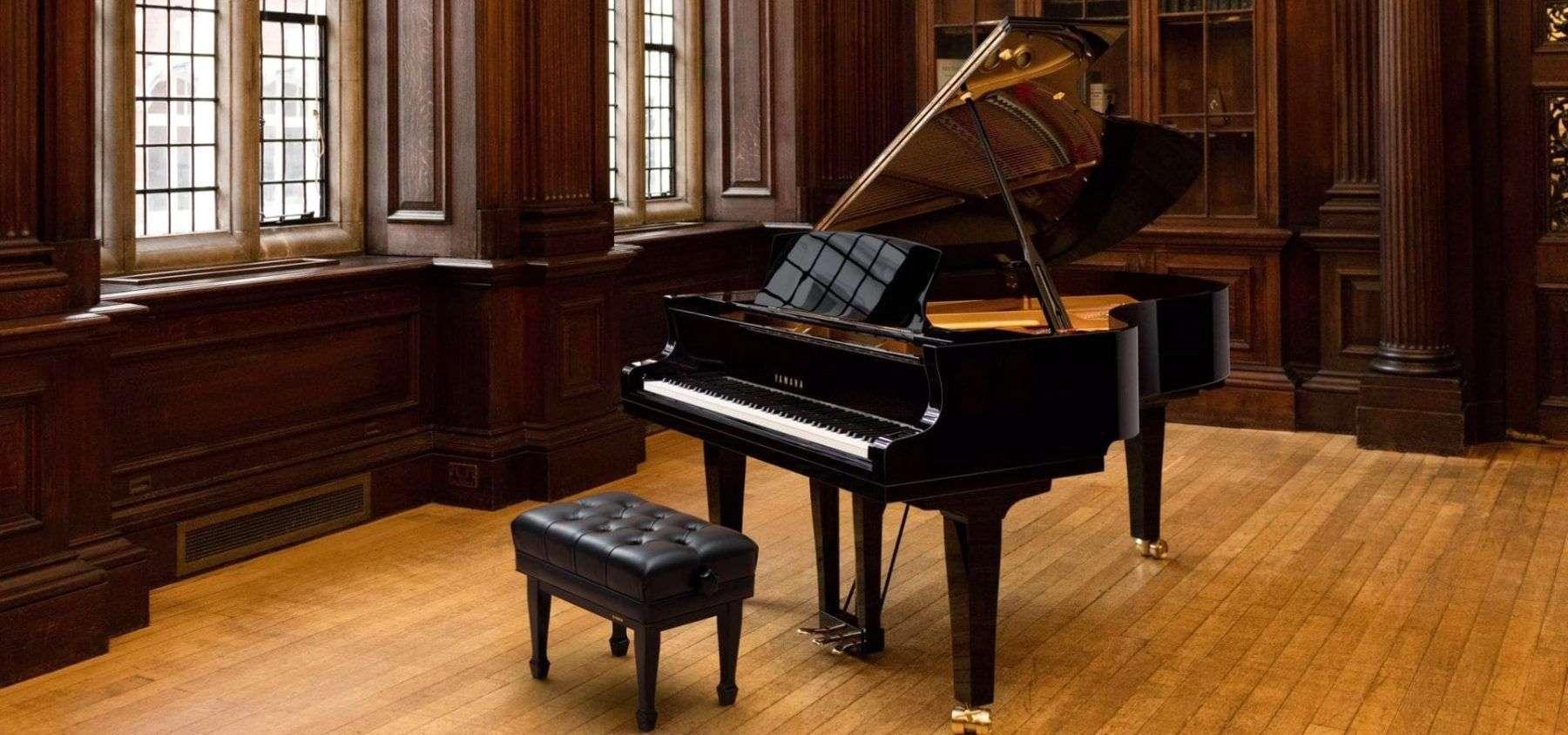 Yamaha SX Grand Piano