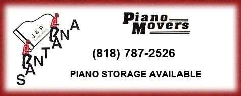 Santana Piano Movers
