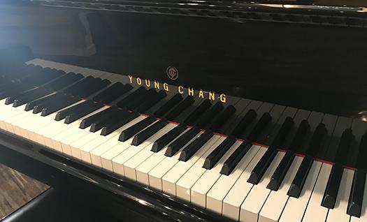 Young Chang G157 Grand Piano - 1986