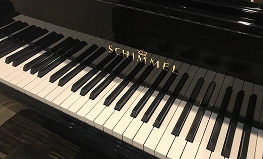 Schimmel Model 174 Grand Piano - 1990