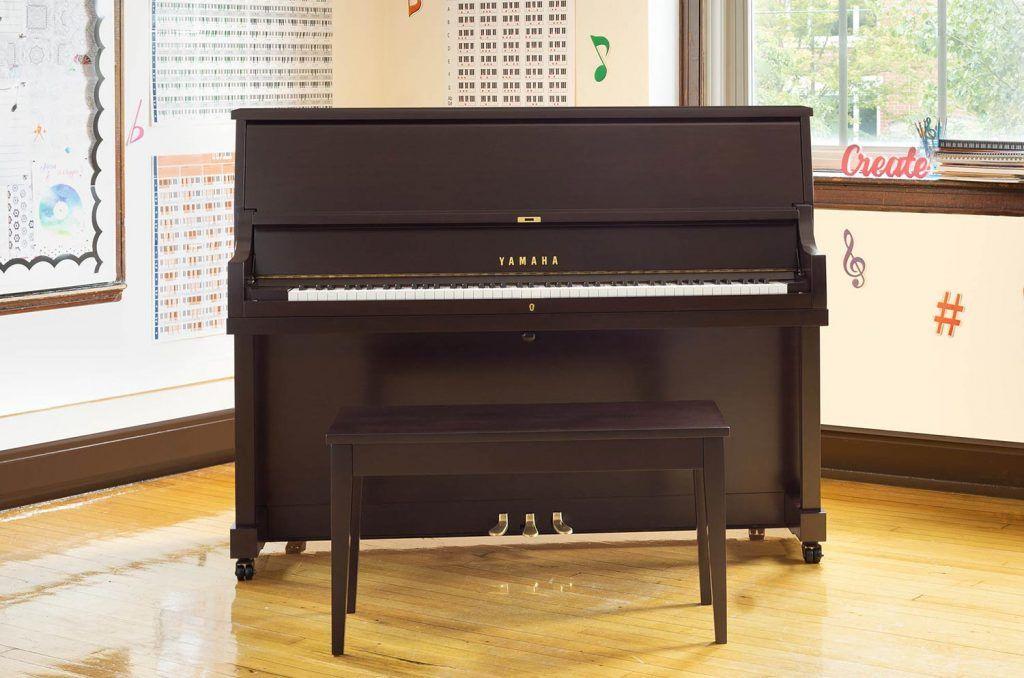 Yamaha P22 Upright Piano