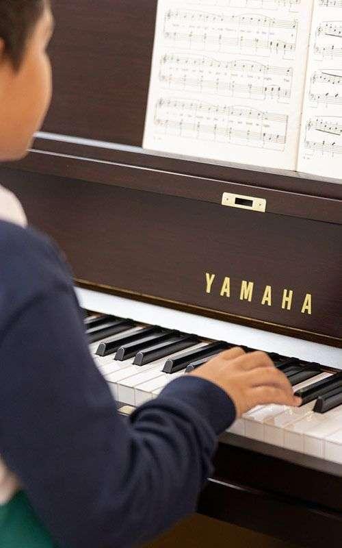Yamaha P22 Upright student