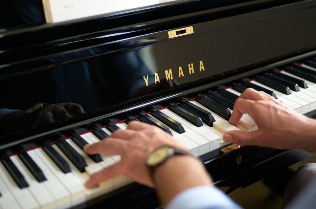 Yamaha YUS Upright image