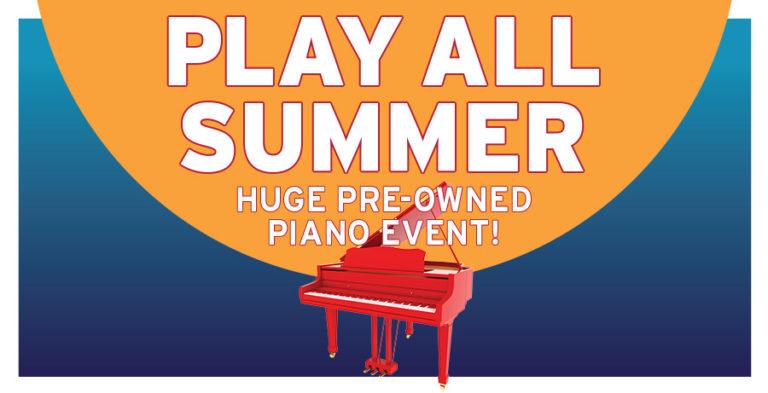 Play All Summer